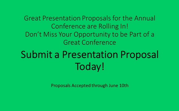 Submit a presentation proposal today and share your industry expertise with public works professionals at Myrtle Beach this November!