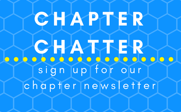 Sign up for the chapter's newsletter!